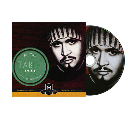 At the Table Live Lecture Danny Garcia - DVD