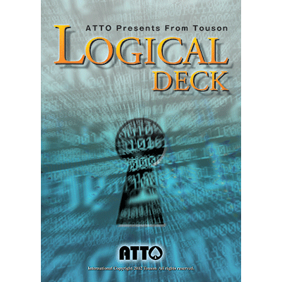 ATTO Presents: Logical Deck (RED) by Touson - Trick