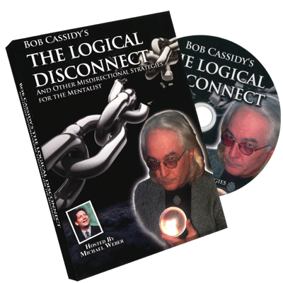 The Logical Disconnect by Bob Cassidy - Audio CD