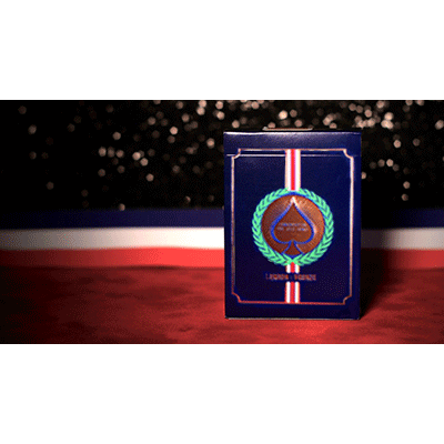 London 2012 Playing Cards (Bronze) by Blue Crown - Trick
