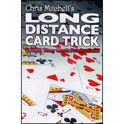 Long Distance Card Trick & 1 Bucket by Chris Mitchell - Trick