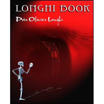 Longhi Book Test by Olivier Longhi - Trick