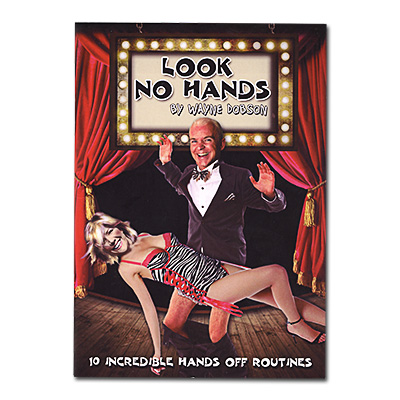 Look No Hands by Wayne Dobson - Book