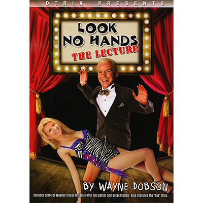 "Look No Hands ""The Lecture"" by Wayne Dobson - Book"