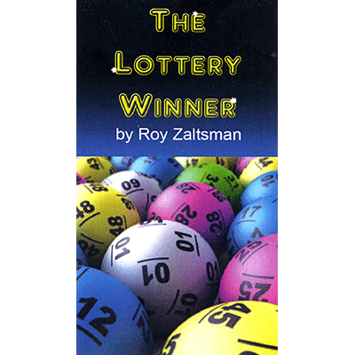 The Lottery Winner by Roy Zaltsman