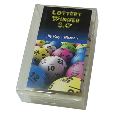 Lottery Winner 2.0 by Roy Zaltsman - Trick