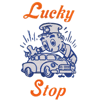 Lucky Coin Stop by G Sparks - Trick