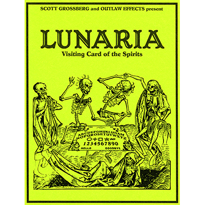 Lunaria Card by Outlaw Effects & Scott Grossberg