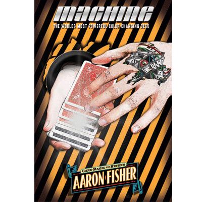 Machine Aaron Fisher