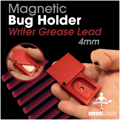 Magnetic BUG Holder (Grease Lead) by Vernet