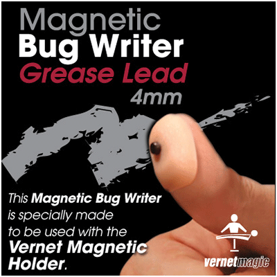 Magnetic BUG Writer (Grease Lead) by Vernet - Trick