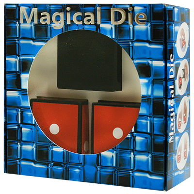 Magical Die by Joker Magic - Trick