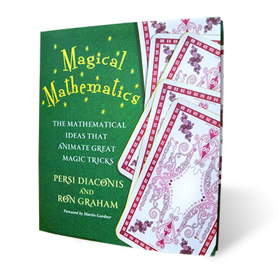 Magical Mathematics by Persi Diaconis - Book