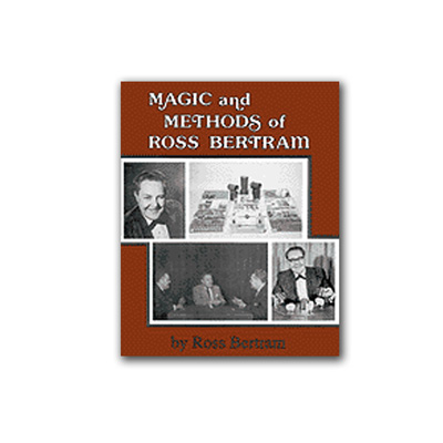 Magic And Methods book Bertram
