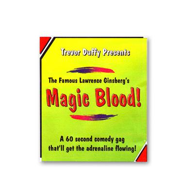 Sangre para Trucos de Magia - Trevor Duffy