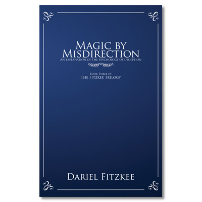 Magic by Misdirection by Dariel Fitzkee - Book