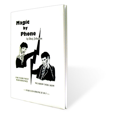 Magic by Phone by Deej Johnson - Book