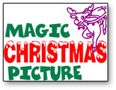 Magic Christmas Picture Samuel Pat