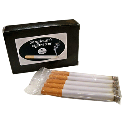 Magician's Cigarettes (5 pieces) by Vincenzo DiFatta - Tricks
