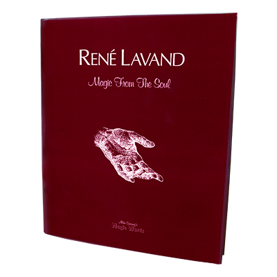 Magic from the Soul by Rene Lavand - Book