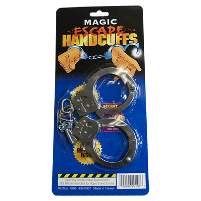 Magic Handcuffs - Trick