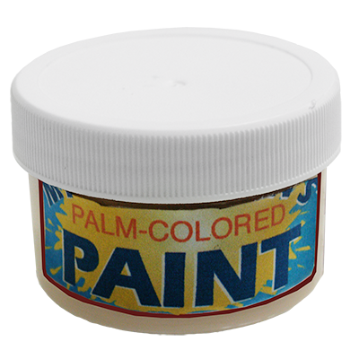 Magicians Paint (1 oz. jar) by The Great Gorgonzola - Trick