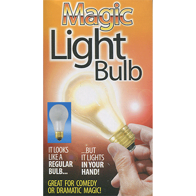 Magic Light Bulb - Trick
