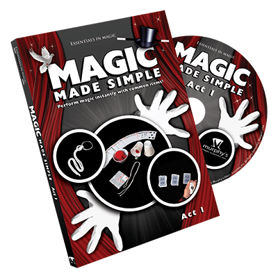 Magic Made Simple Act 1