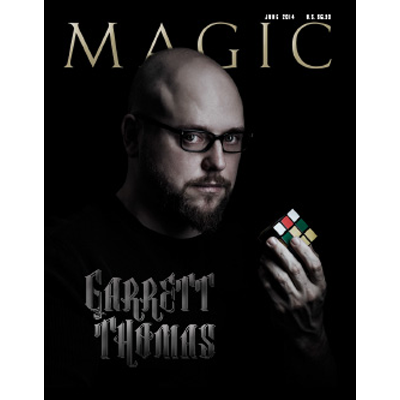 Magic Magazine June 2014 - Book