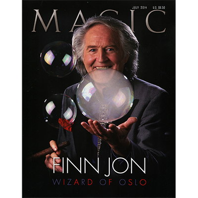 Magic Magazine July 2014 - Book