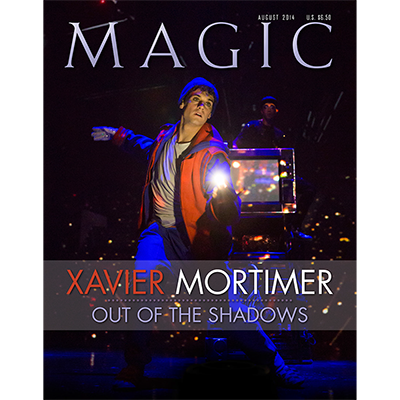 Magic Magazine August 2014 - Book