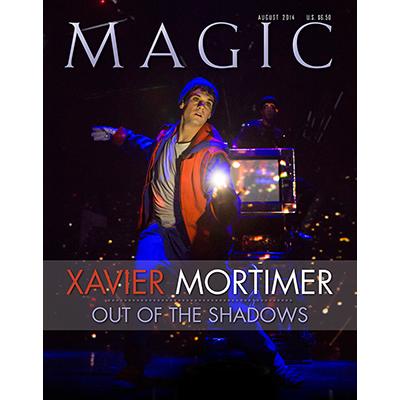 Magic Magazine August 2014