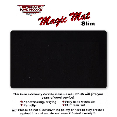 Magic Mat Slim Small (11x14)Close up Pad Trevor Duffy - Trick