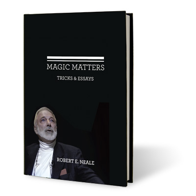 Magic Matters - Robert Neale & Larry Hass - Libro de Magia