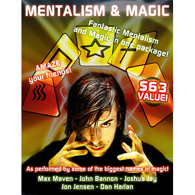 Mentalism and Magic Kit - Trick