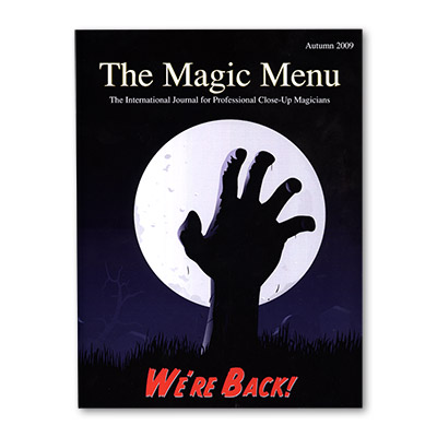 Magic Menu (Fall 2009) - Book