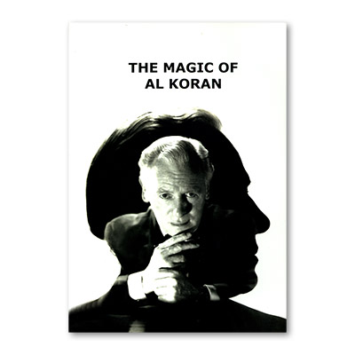 Magic of Al Koran by Martin Breese - Book