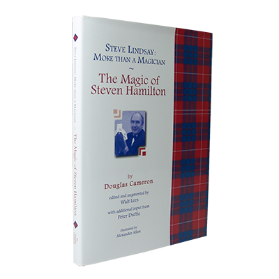 Magic of Steve Hamilton by International Magic - Book