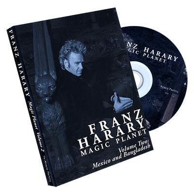 Magic Planet vol. 2: Mexico & Bangladesh  - Franz Harary & The M