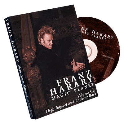 Magic Planet vol. 6: High Impact & Looking Back  - Franz Harary & The Miracle Factory - DVD