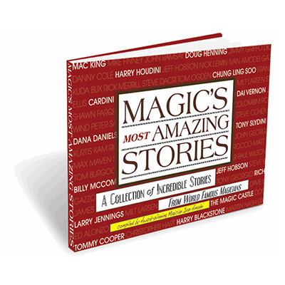 Magics Most Amazing Stories - Libro de Magia