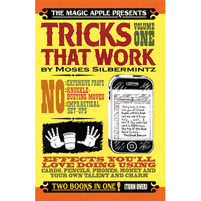 Tricks that Work (Jokes that Work) by Moses Silbemintz - Book