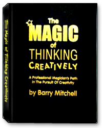 Magic of Thinking Creatively book
