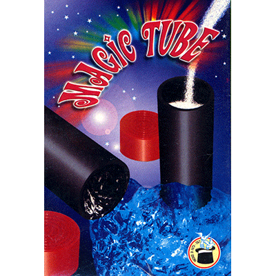 Magic Tube by Vincenzo Di Fatta - Tricks
