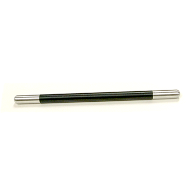 """6"""" Mini Magic Wand (Silver Tips)by Telic Manufacturing - Trick"""
