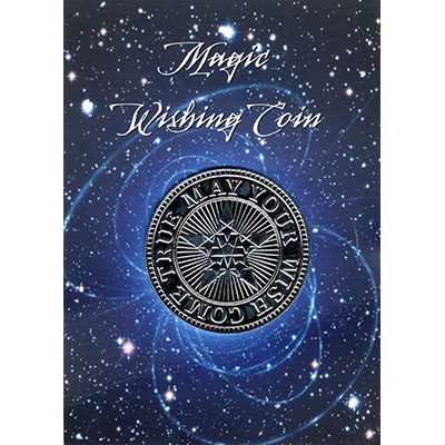 Magic Wishing Coin by Alan Wong - Trick