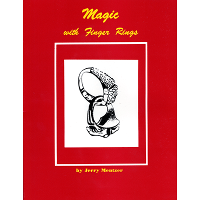 Magic With Finger Rings by Jerry Mentzer