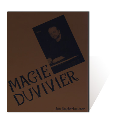 Magie Duvivier by Jon Racherbaumer - Book