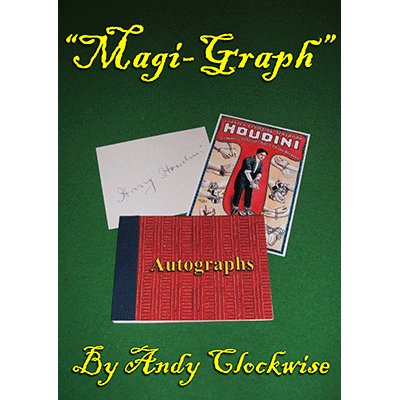Magi-Graph by Andy Clockwise - Trick