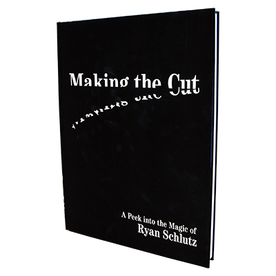 Making the Cut by Ryan Schlutz - Book